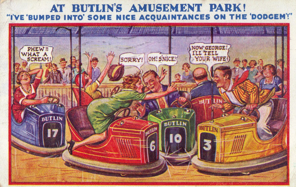 Butlin's Dodgem's (2)