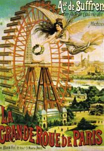 La Grande Roue de Paris 1898