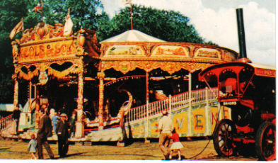 Great White Waltham Steam Fair 1964