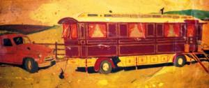 Benson's Living Wagon