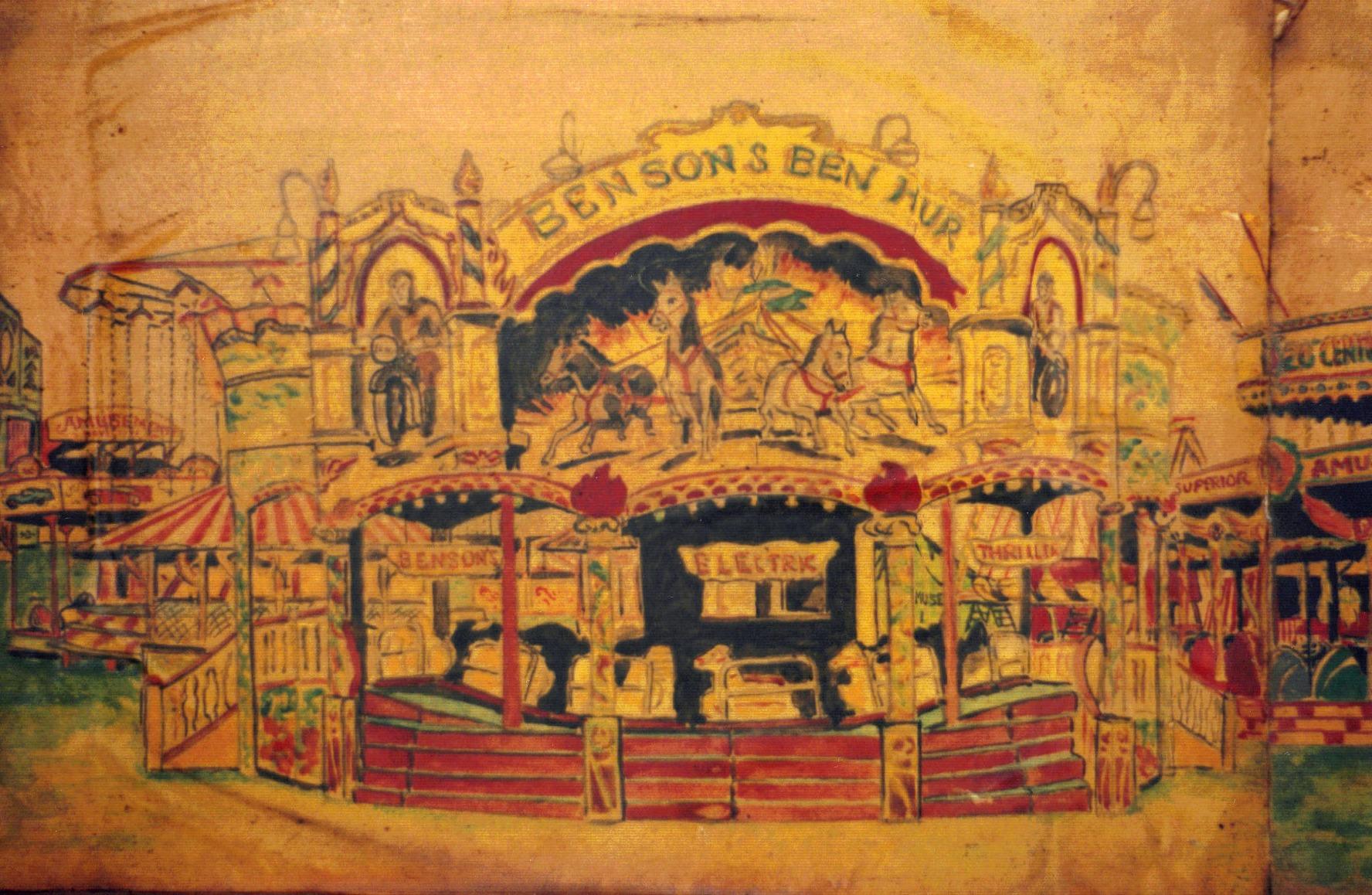 Benson's Speedway Ark